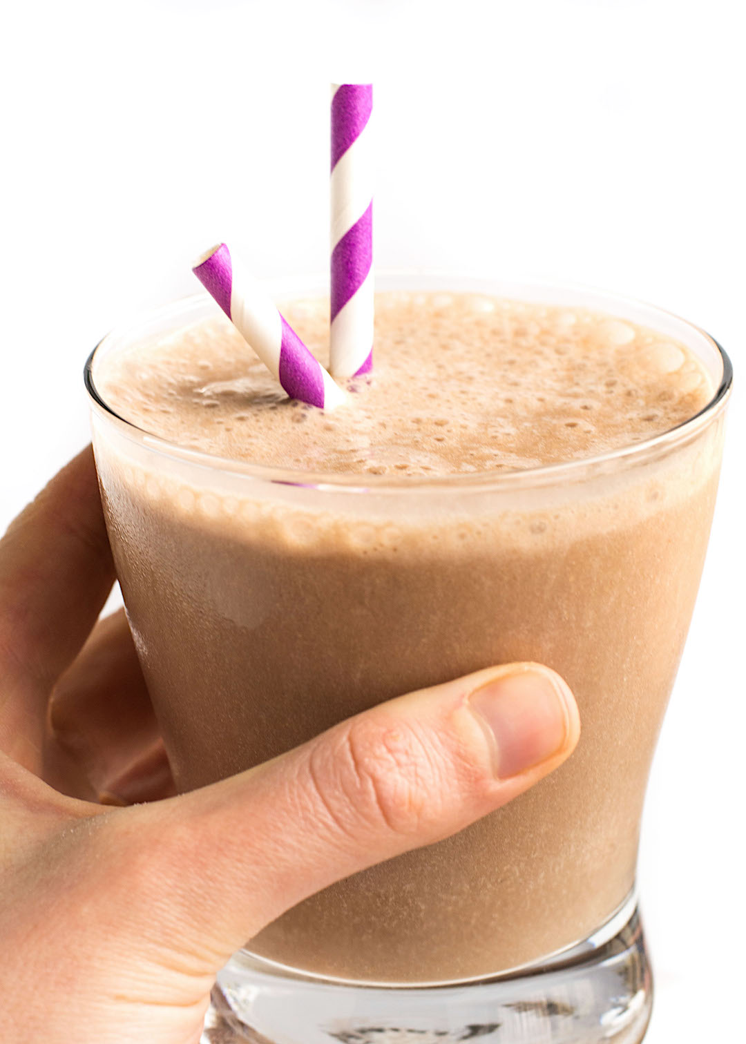 Chocolate Banana Smoothie - NOURISHED. the blog