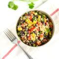 crazy-easy-black-bean-mango-quinoa-salad-feature-image