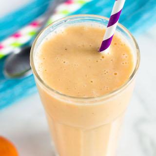 Sunshine Orange Creamsicle Smoothie