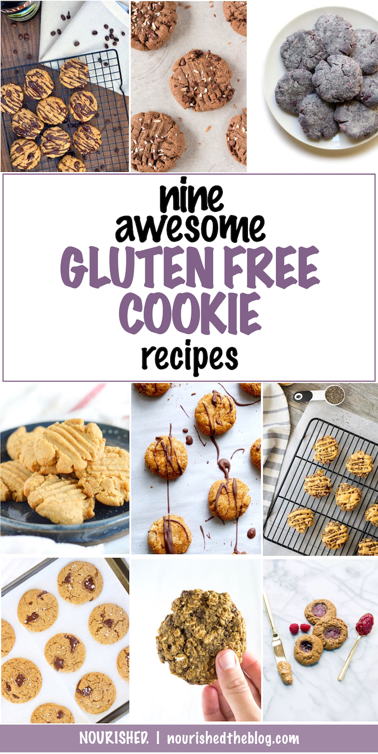 Awesome Gluten Free Cookie Recipes