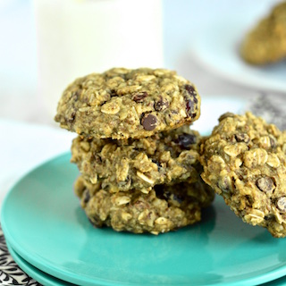 Gluten Free Breakfast Cookies