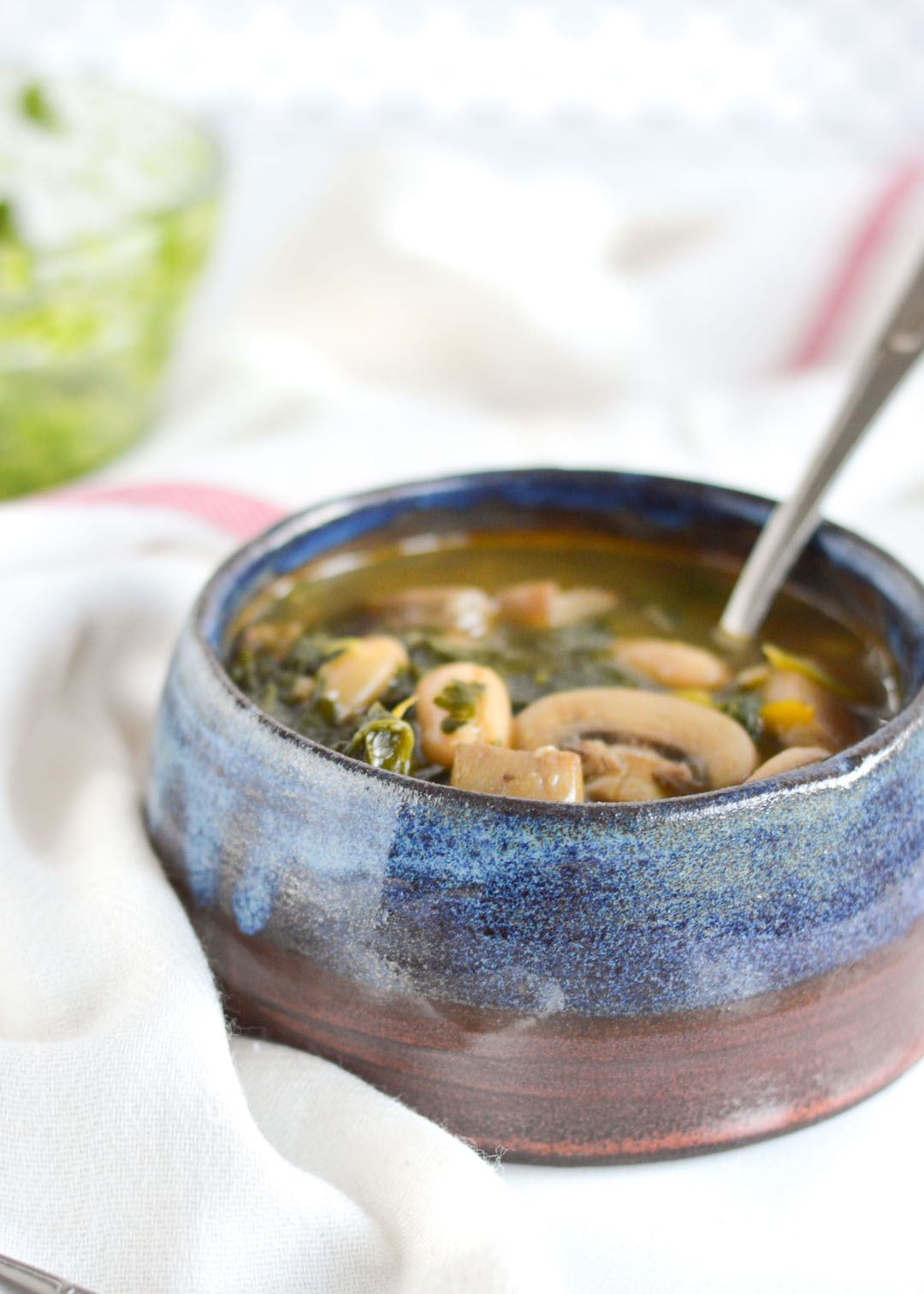 winter vegetable soup recipe