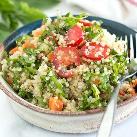 16 Awesome Quinoa Recipe Ideas | nourishedtheblog.com |