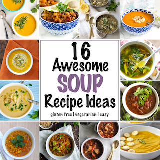 16 Awesome Soup Recipe Ideas